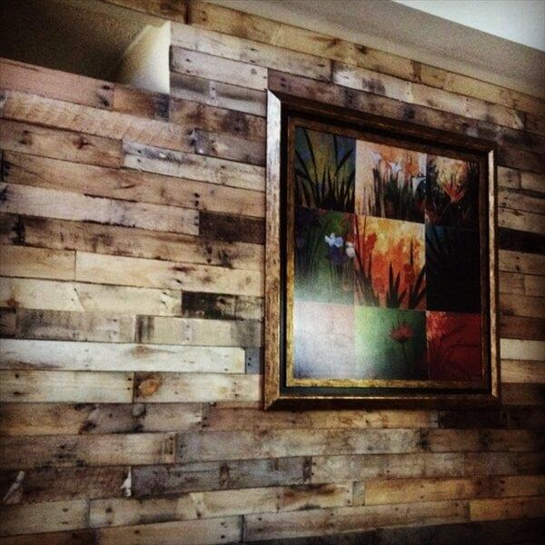 diy-pallet-wood-wall