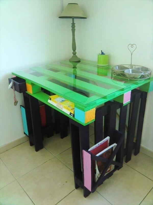 pallet-desk