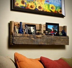 Pallet Shelves: Best Utilization of Space