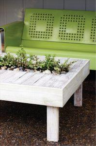 Natural and Refreshing Pallet Garden Ideas