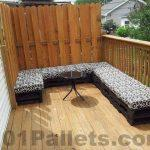 Pallets Patio Outdoor Furniture