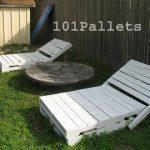 Pallet Lounge Chair Plans
