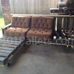 pallet sectional sofa