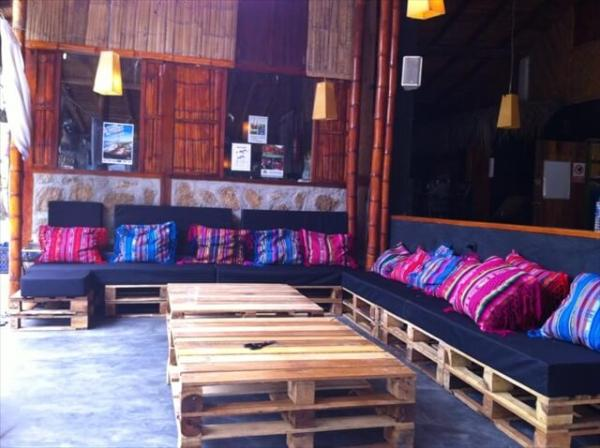 New Bar Furniture with Pallets