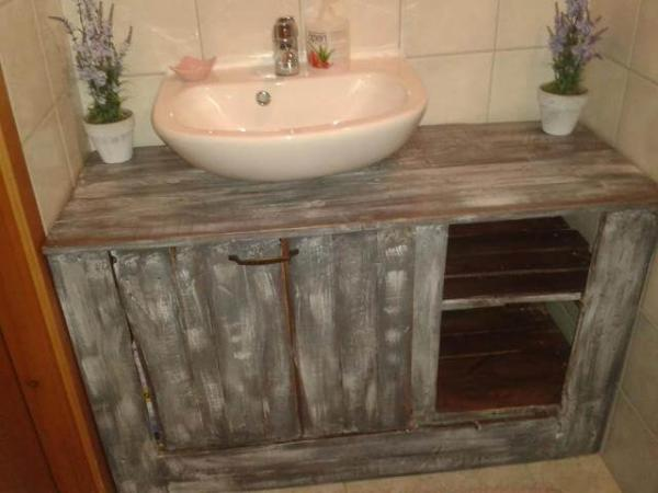 Bathroom Cabinet 101 Pallets