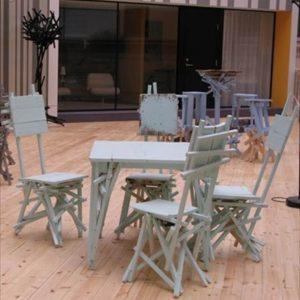 Unique Style of Pallet Furniture