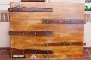 Vintage DIY Pallet Wooden Hanger