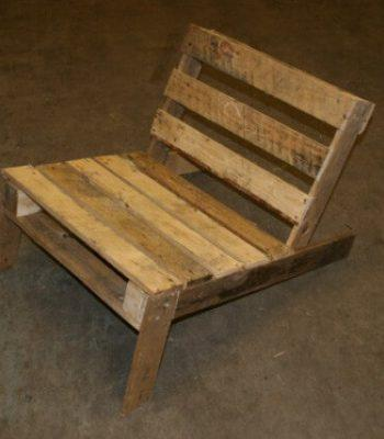 5 Tips for Making Wooden Pallet Chair