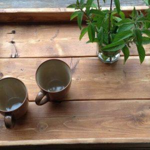 DIY Wooden Pallet Serving Tray