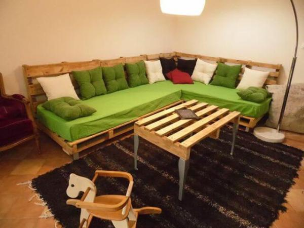 pallet living room furniture