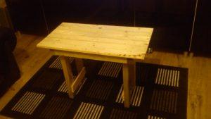 Pallet Side Table or Occasional Table