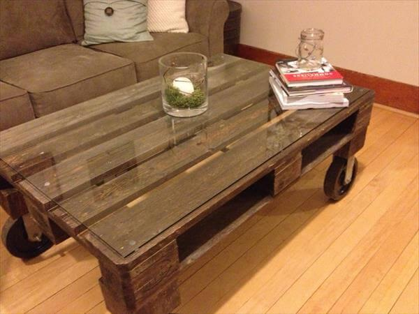 Upcycled Table