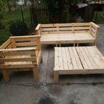 reclaimed pallet furniture