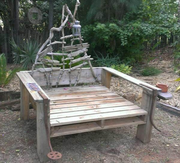 pallet chair plan