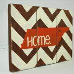 repuposed pallet home wall art