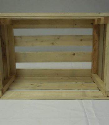 diy pallet crate idea
