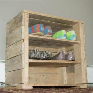 recycled pallet miniature furniture