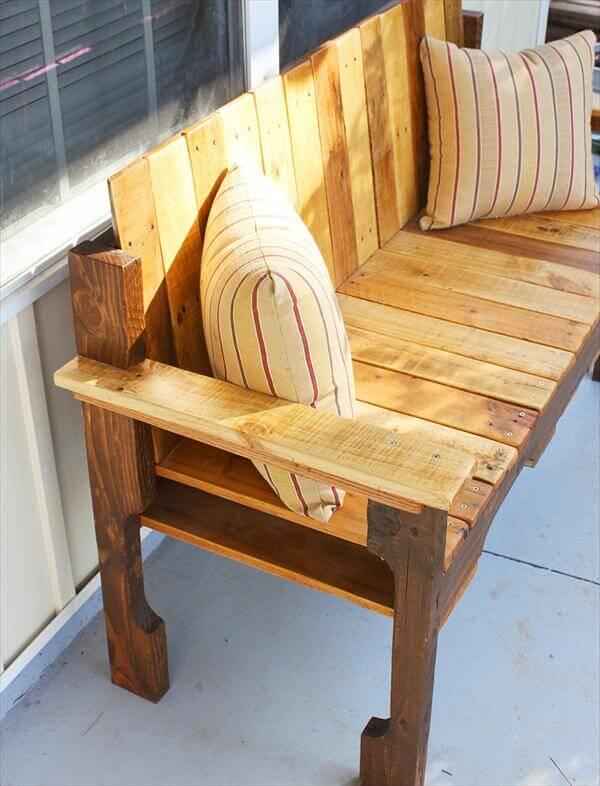 Modern Potting Bench