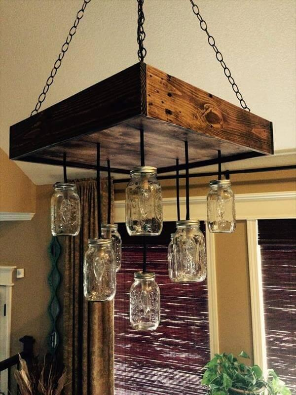 diy chandelier beam your wooden home fixtures tips light wood within for ceiling inspiration modern attractive rustic