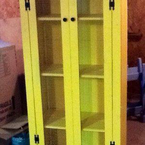 diy wooden pallet wardrobe armoire and kitchen cabinet