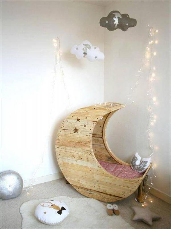 pallet baby luna crib