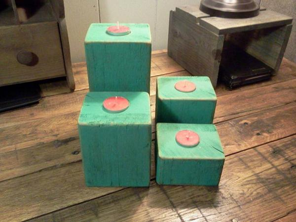 diy-pallet-candle-holder