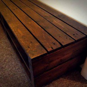 pallet gorgeous coffee table