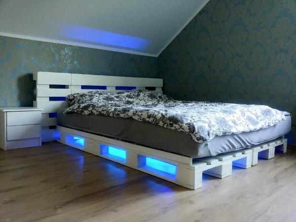 Super 6 Effortless Pallet Bed Designs at no-cost – 101 Pallets TN-36