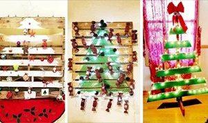 pallet tree ideas