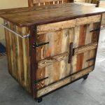 diy pallet kitchen island table
