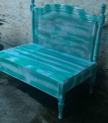 pallet crown chair