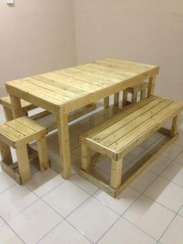 Pallet Furniture Projects 101 Pallets
