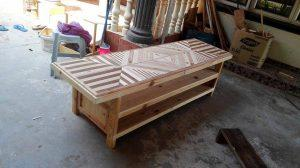 Pallet Kitchen Buffet Table