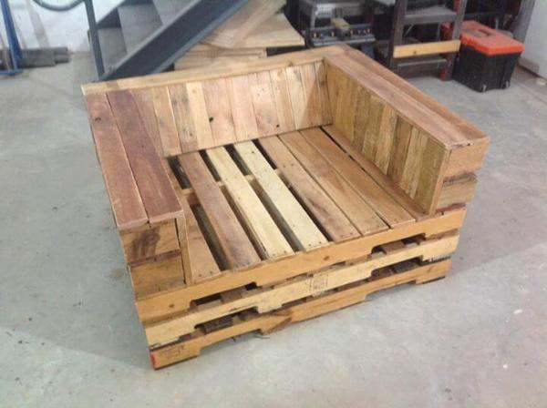 Wonderful Pallet Chair 101 Pallets