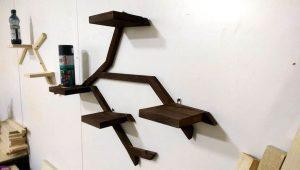 Creative Style Pallet Shelf