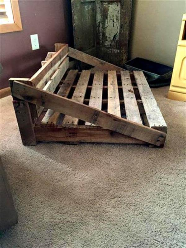 Simple Wood Bed Frame Diy