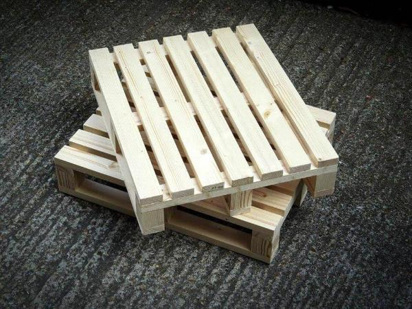 pallet coasters