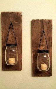 10 Rustic Pallet Creations for DIY Home Decor