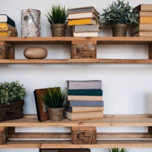 How To Use Wooden Pallets For Shelving And Storage